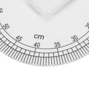 20cm Quilting Patchwork Circle Measuring Drawing Template Ruler Tailor Sewing Tools