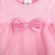 Baby Girls Layered Tulle Dress Rompers For 0-36M