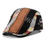 Men Women Cotton Beret Cap Casual Outdoor Visors Sun Hat