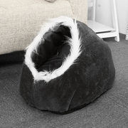 S / L Cat Bed Pet Nest Nest scaldino