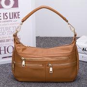 Женское Повседневная сумка через плечо на молнии Сумки Crossbody Сумки