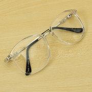 Men Women Transparent Eyeglass Frame Full Rim Spectacles Clear Lens Glasses Eyewear