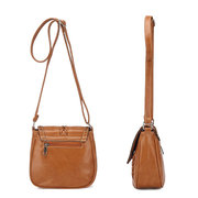 Women Casual Weave Zipper Shoulder Bags Crossbody Bags