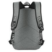 Oxford Business Casual USB Charge 18 Pouces Sac À Dos Ordinateur Portable Pour Hommes Femmes