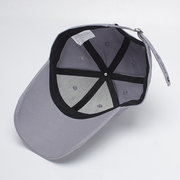 Women Solid Cotton Breathable Baseball Cap Outdoor Sport Sunshade Hip Hop Caps Adjustable