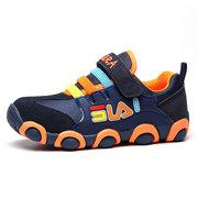 Unisex-Farben-Match-Breathable Sport-verursachende Schuhe für Kleinkind und Kinder