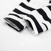 2PCS Zebra Vêtements Pour Garçons Bébé Garçons + Pantalons Ensemble Pour 0-24 M