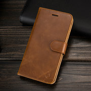 Men And Woemn Detachable Multifunction Genuine Leather Phone Case For iphone6/7/8/X Wallet