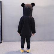 Niedlich ohr mit kapuze kinder mantel frühling kleidung für kinder jungen mädchen tierjacke