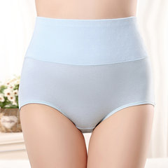 Cotton High Waisted Tummy Shaping Soft Panties