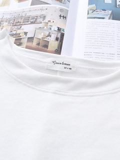 Long Sleeve Solid Color Button Casual T-shirt For Women