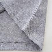 3PCS بنين عادية مجموعات مطبوعة تي شيرت + معطف + جينز طويل ل 2 Y-11Y