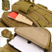 Men Large Capacity Camping Multipurpose Outdoor Sports Trave Backpack
