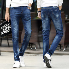 Pantalons pour hommes Pantalons pour hommes Slim Feet Jeans pour hommes Tendance Youth