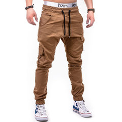 Joggers con coulisse
