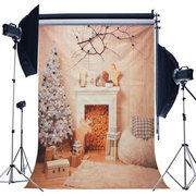 7x5ft Christmas Photography Backdrop Studio Photo Background Vinyl