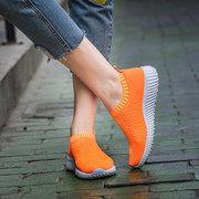 Breathable Mesh Candy Color Sport Walking Casual Shoes