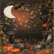 عيد ميد، اليقطين، الخفافيش، خوف، الخلفية