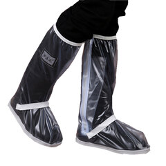 Impermeable Rain Botas Cover Reusable Men Mujer Moto Bike Cycling Shoes Cover