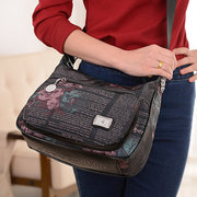 Multi-pockets Women Nylon Casual Crossbody Bags Shoulder Bags For Women
