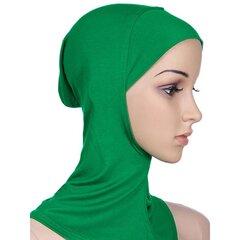 Mulheres Modal Algodão Sólido Respirável Muçulmano Hijab Lenço Islâmico Muçulmano Lenço