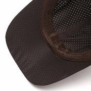 الرجال النساء الصيف رواج مش سريعة الجافة قبعة بيسبول الرياضة في الهواء الطلق تنفس قناع كاب