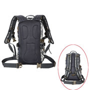Men's Nylon Multifunction Tactical Backpack Outdoor Travel Hiking Bag