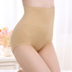 Tummy Control High Waisted Hip Lifting Honeycomb Massage Panties