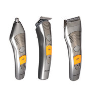 KM-580A Multifonctionnel Rechargeable Cheveux Grooming Trimmer Clipper Bear Ear Razor Shaver Kit