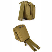 Tactical Outdoor 4.5 inch Phone Package Waterproof Accessory Waist Bag