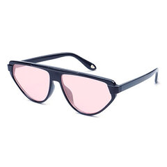 Women Vintage Vogue Cat Sunglasses UV400 PC Resin Sunglasses Outdoor Travel Beach Sunglasses
