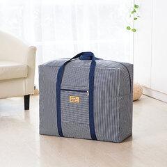 Addensare la borsa del sacchetto di immagazzinaggio del sacchetto di immagazzinaggio del sacchetto di immagazzinaggio del panno di Oxford della grande borsa della trapunta dell'abbigliamento che sposta smistamento