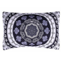 Bohemia Rectangle Printing Pillow Case Cafe Home Decor Cushion Covers