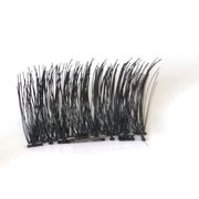 Magnetic Eye Lashes Reusable Ultra Thin Black Thicker 3D Magnet False Lash Makeup