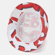 Вышивка красной краской мужской женской Дизайн Дышащий Шапка Модная фуражка