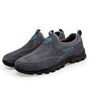 Men Comfy Wearable Slip On Casual Walking Shoes