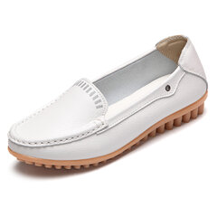 Breathable Slip On Pregnant Soft Flat Casual Shoes
