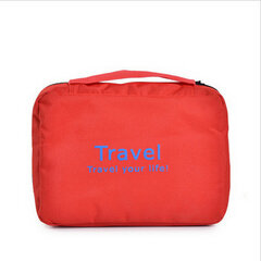 Bolso cosmético impermeable portátil de Nylon Travel Essential Bag