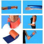 First Aid Shank Bone Medical Roll Splint Leg Wrist Fixed Fracture Wound Protect First Aid Kits