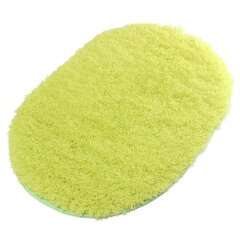 Absorbent Soft Fluffy Carpet Bathroom Floor Shower Mat Anti-slip Carpet Multicolor Choices