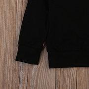 Einhorn-Muster-Mädchen-Crew Neck Sweatshirt für 1Y-11Y