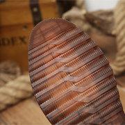Homens Vintage Rodada Toe Comfy Sole Flat Lace Up Calçados Casuais