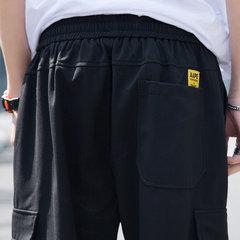 Tenue décontractée pour homme de saison nouvelle mode décontractée section mince 7 sept pantalons Shorts tendance