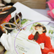 Accessoires fille cheveux strass couronne princesse Hairband