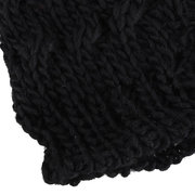 Strickhäkelarbeit Hut Winter warme geflochtene Baggy Beret Beanie Cap