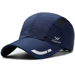 Mens Womens Summer Casual Print Mesh Breathable Baseball Hat Outdoor Sports Sunshade Cap