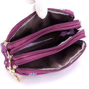 Casual Nylon Travel Lightweight Print Shoulder Bags Crossbody Bags For Women