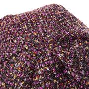 Damen Warme breite Krempe Angeln Hut Polyester Outdoor Casual Winddicht Sonnenschirm Hut