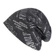 Повседневная теплая бини-шапка из хлопка