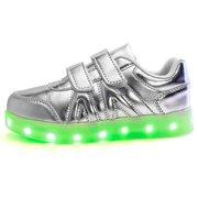 Обувь для детей с подсветкой для детей